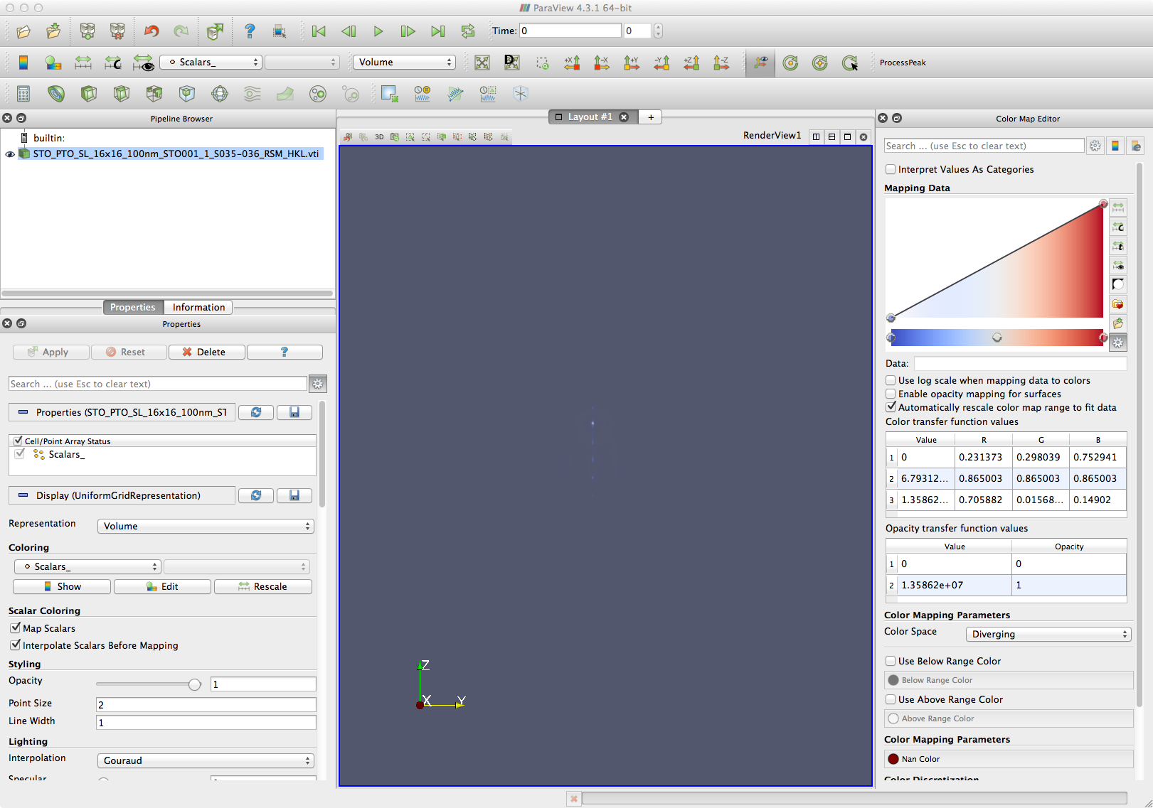 View 3D volume data files in ParaView — rsMap3D Documentation
